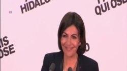 巴黎選出首位女市長
