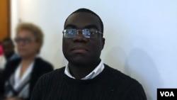 Teixeira Cândido, Secretário do Sindicato de Jornalistas de Angola