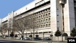 Milli Təhlükəsizlik Nazirliyinin binası