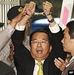 台灣前總統陳水扁 (資料照片)
