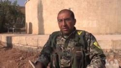 Hevpeyvîneke Taybet ligel Fermandarê YPG li Kobanê Dijwar Xebat