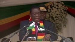 President Showers Praises On Late Zimbabwe Leader At State Funeral