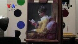 ۱۶ اثر از مجموعه نقاشی «اونوره فراگونار» هنرمند فرانسوی