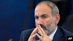 ნიკოლ ფაშინიანი, სომხეთის პრემიერ-მინისტრი