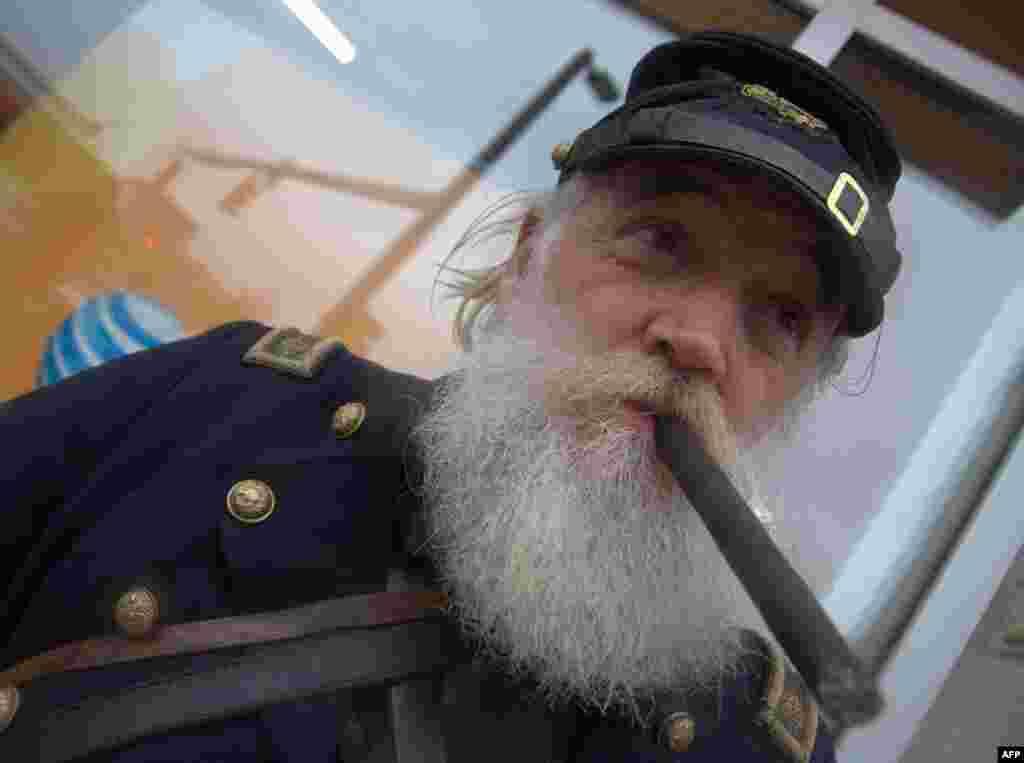 «Офицер армии северян» (юнионистов)