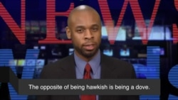 News Words: Hawkish