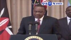 Manchetes Africanas 25 Setembro 2017: Kenyatta não se conforma