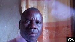 Secretário provincial da FNLA (ala Ngola Kabango) Jacinto Cabanda Dala