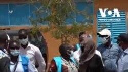Анджеліна Джолі відвідала табір біженців в Буркіна-Фасо. Відео
