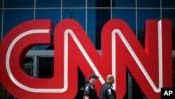 Shalkwatar CNN a Atlanta.