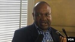 Vaimbove meya veguta reHarare VaBenard Manyenyeni.