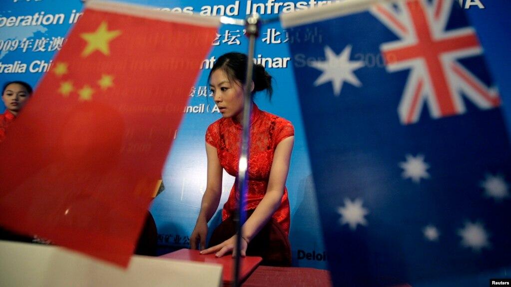 """Úc tố cáo Trung Quốc là tài trợ cho những dự án xây dựng cơ sở hạ tầng """"vô dụng"""" trên khắp khu vực Nam Thái Bình Dương."""