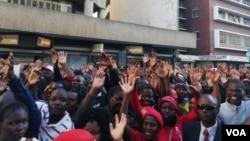 Kubekwa umuyi uVimbai Tsvangirai Java.