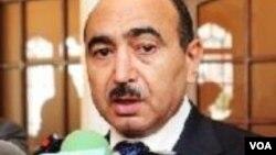 Prezident Administrasiyasının şöbə müdiri Əli Həsənov