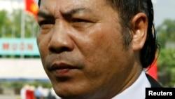 Ông Nguyễn Bá Thanh đã được đưa về nước chữa trị ở thành phố quê nhà sau nhiều tháng chữa trị bệnh 'rối loạn sinh tủy' ở Mỹ.
