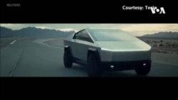 特斯拉推出未來式電動輕便客貨兩用車Cybertruck