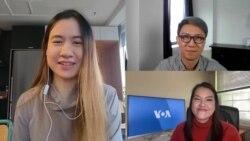 คุยข่าวกับ VOA Thai ในรูปแบบ work from home ประจำวันพฤหัสบดีที่ 7 พฤษภาคม 2563