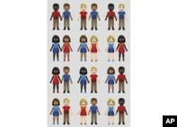 Couples of Color emoji