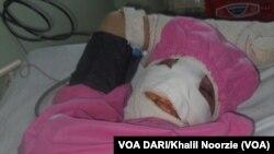 ستاره، قربانی خشونت در افغانستان