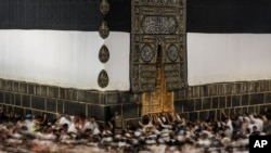 حدود ۸۰۰ هزار شهروند عربستان هم در مراسم حج امسال اشتراک می ورزند