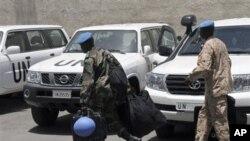 聯合國觀察團因為戰火升級被迫暫停在敘利亞的工作