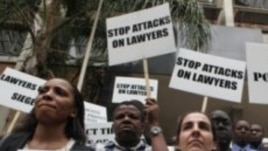 Zimbabwe Police Arrest Human Rights Lawyers