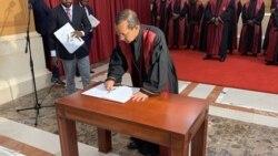 Presidente do Tribunal Supremo de Angola demite-se