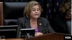 La congresista Ileana Ros-Lehtinen cuestionó la política de EE.UU respecto a países como Venezuela, Cuba, Nicaragua, Ecuador y Bolivia.