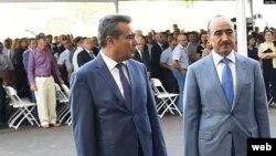Vüqar Səfərli və Əli Həsənov