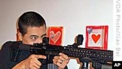 听众信箱:谈美国人拥有枪支的权利