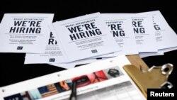 El mercado laboral en EE.UU. sigue fortaleciéndose según datos del Departamento de Trabajo.