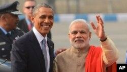 صدر باراک اوباما په کال ۲۰۱۰م کې په لمړي ځل د هند دوره کړې وه ، او دا د نوموړي د هند دوهمه سرکاري دوره ده .