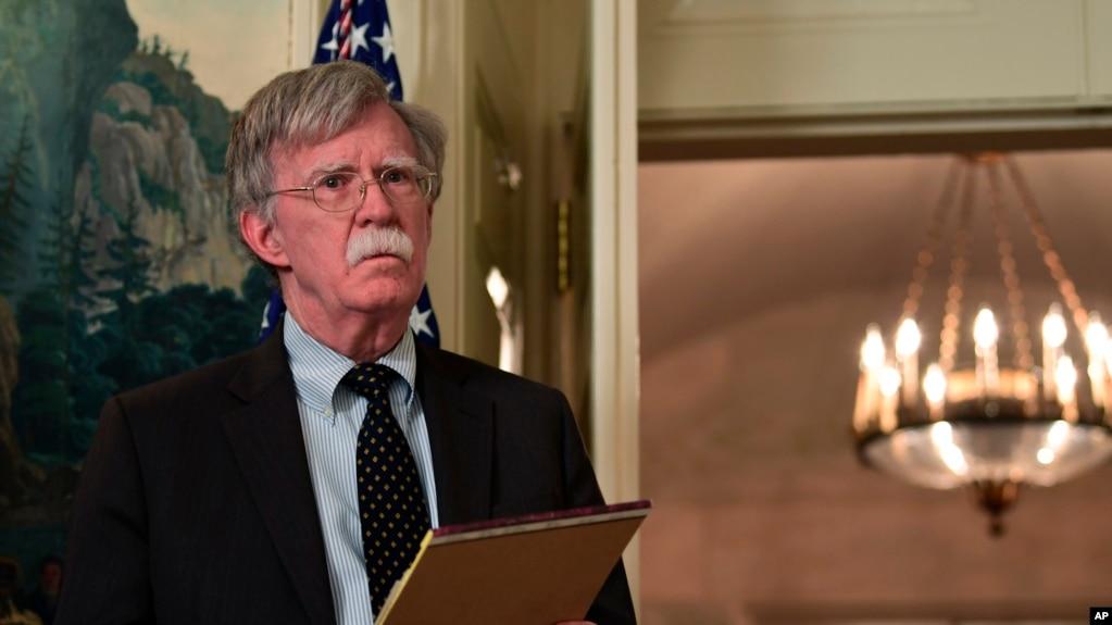 El asesor de seguridad nacional de la Casa Blanca para política exterior, John Bolton, habló sobre Venezuela en entrevista con la colaboradora de la VOA, Greta Van Susteren.
