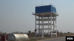 Cangandala - Há tanque mas não há água