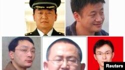美國司法部以網絡竊密為由對五名中國軍人提出刑事訴訟。(資料圖片)