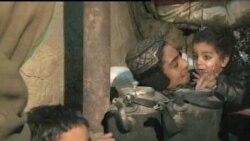 2012-02-23 粵語新聞: 人權組織﹕阿富汗難民面臨住所食品問題