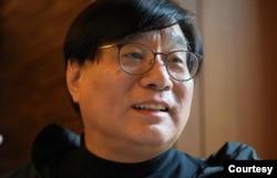 台灣關懷中國人權聯盟理事長楊憲宏