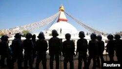 نیپالی پولیس (فائل فوٹو)