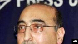 ترجمان دفترخارجہ پاکستان عبدل باسط