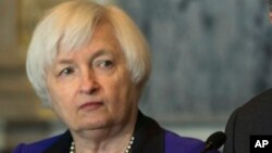 Глава ФРС Джанет Йеллен