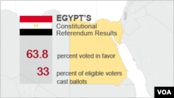 Egypt's referendum