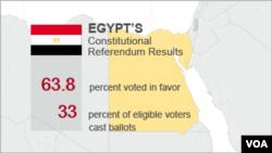 Egypt's referendum