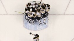نخستین قهرمانی بوستون پس از ۳۹ سال