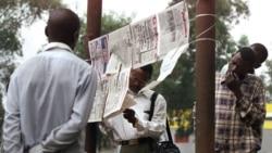 Nouveau code des médias au Gabon- Le ministre de la communication Alain-Claude Bilié-By-Nzé, joint par Nathalie Barge
