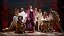 Hip Hop Musical Highlights US Founding Father
