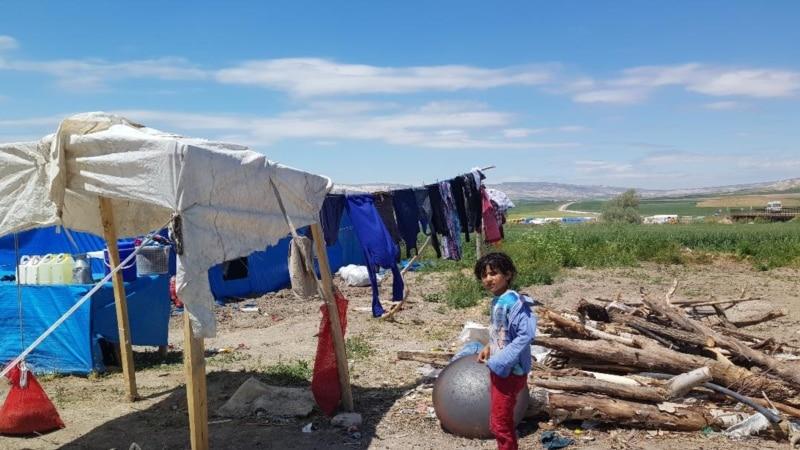 دۆخی خراپی پەنابەرانی سوریا لە تورکیا بەهۆی بارودۆخیئابوری و هەستی دژە کۆچبەرانەوە