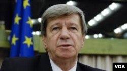 Eduard Kukan, poslanik Evropskog parlamenta i kopredsedavajući Parlamentarnog odbora za stabilizaciju i pridruživanje EU - Srbija