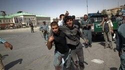 در حمله به یک کلانتری در کابل ۹ تن کشته شدند
