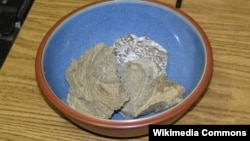FILE - Ambergris is a very rare, highly valuable substance used in the perfume industry.