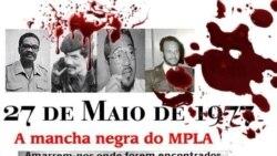 Associação 27 de Maio quer desculpas do MPLA 1:48